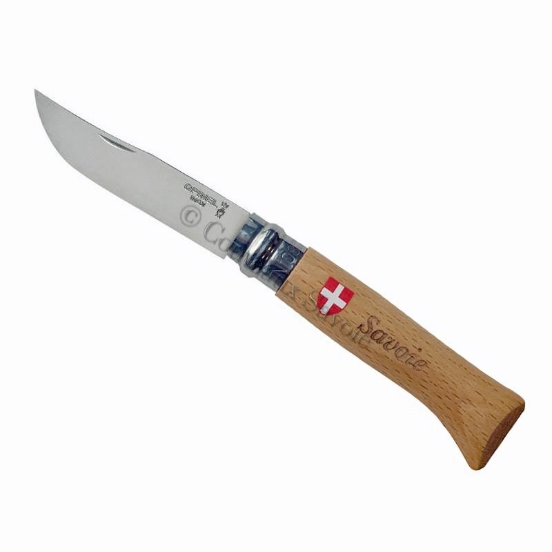 Opinel N°08 Croix de Savoie